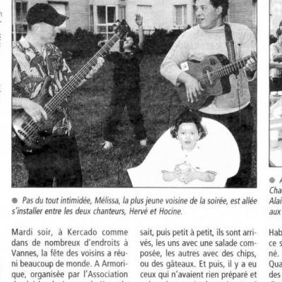2004 05 25 KERCADO HOCINE OUEST FRANCE