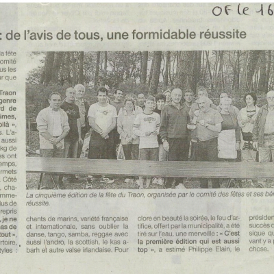 2008 07 12 fete du traon ouest france