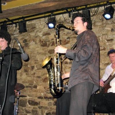 2012 01 27 Ouest France Concert jazz Auray