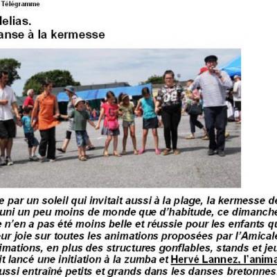 2014 06 22 KERMESSE BELZ LE TELEGRAMME