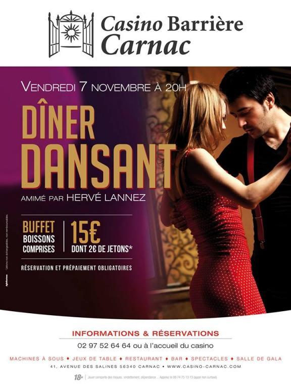 2014 11 07 Casino Carnac Pub dîner dansant