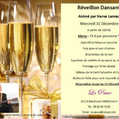 2014 12 31 REVEILLON LA PAUSE
