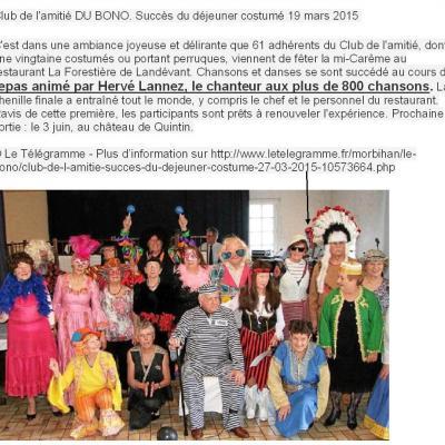 2015 03 19 Bal costumé LE BONO AMITIE LE TELEGRAMME