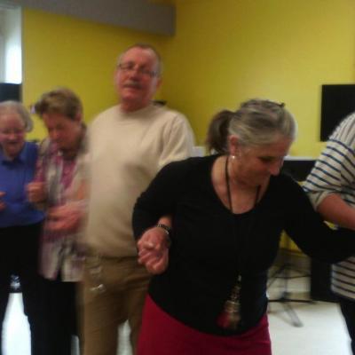 Nantes danse bretonne avec Messaoud
