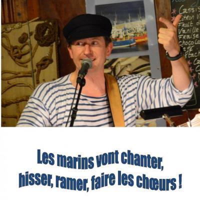 Cap'tain Hervé chants de marins