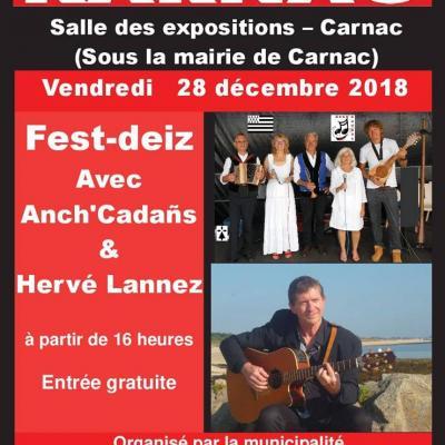 2018 12 28 Fest-Deiz Carnac