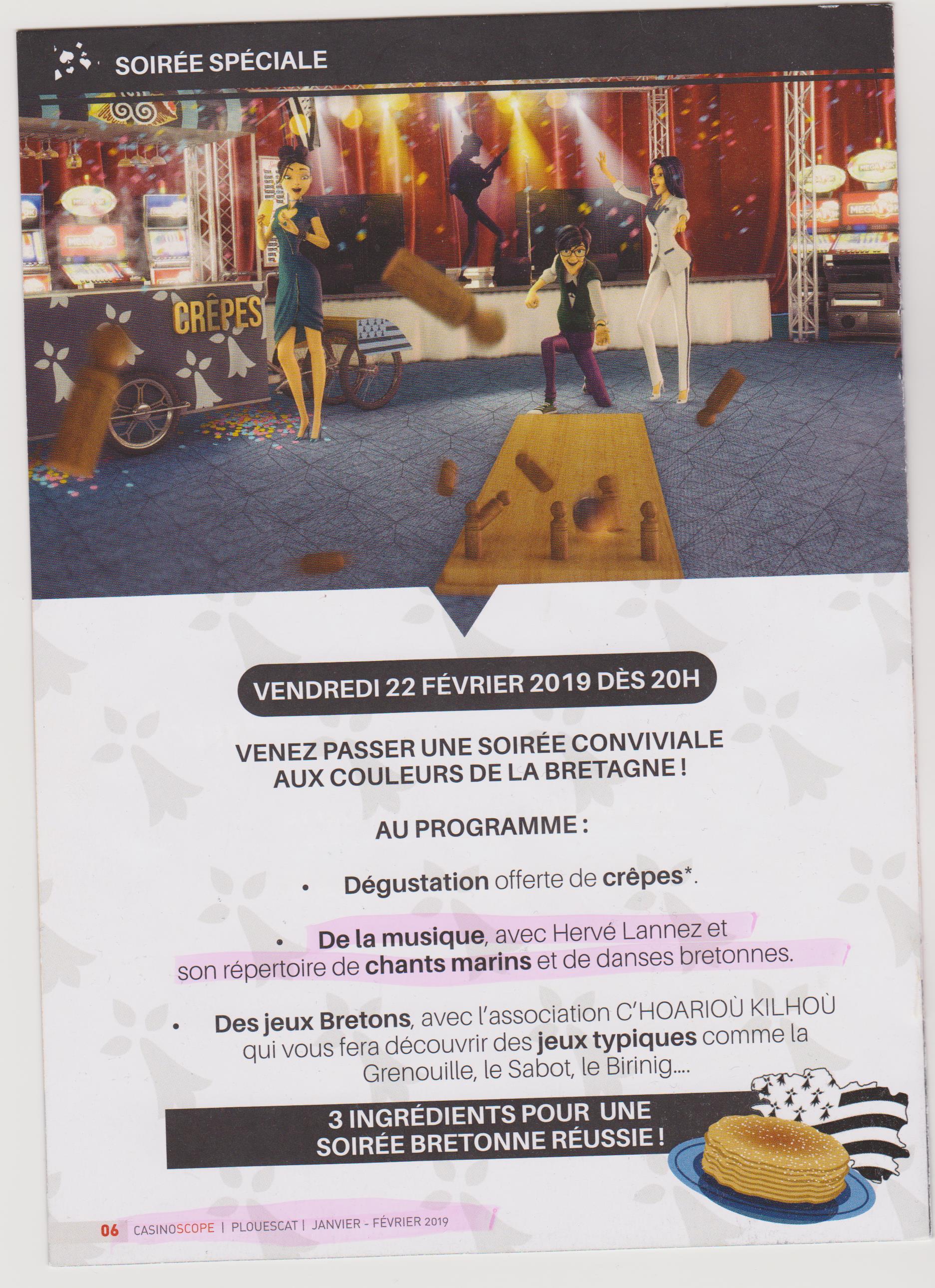 2019 02 22 Casino Plouescat