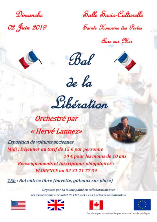 2019 06 02 Bal Débarquement Ste Ho Aure sur Mer