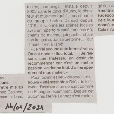 2021 01 14 article ouest france