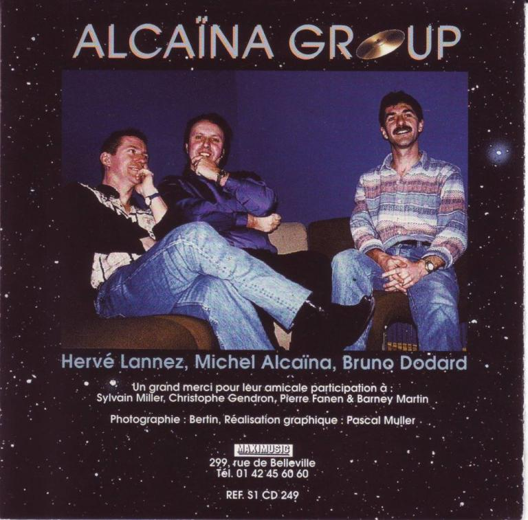 ALCAINA GROUP 2