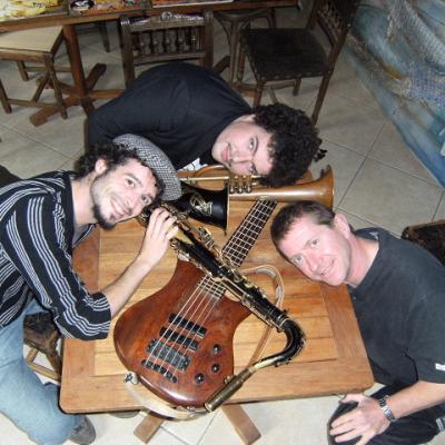 Minous Badas jazz band 2009 01