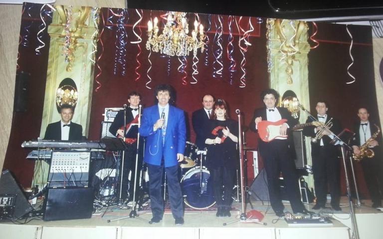 ORCHESTRE RANI ZER chanteur Israëlien